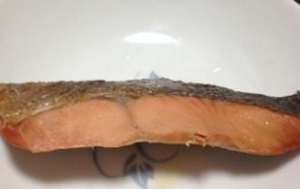 鮭の焼き漬け