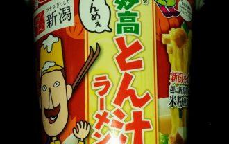 妙高トン汁ラーメン
